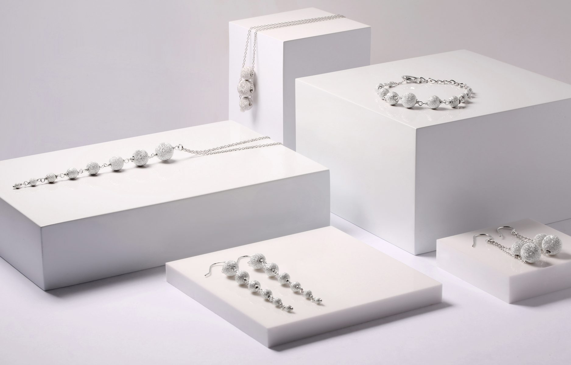 Gems TV special auction for new silver jewellery fashion collection Lola