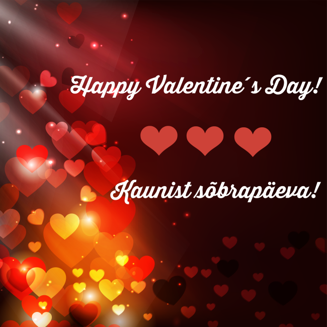 Happy Valentine´s Day!
