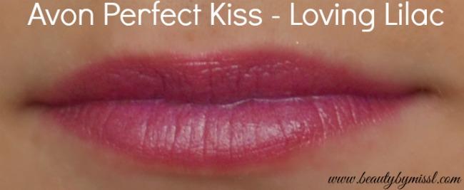 Avon Perfect Kiss Loving Lilac