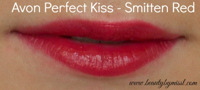 Avon Perfect Kiss Smitten Red