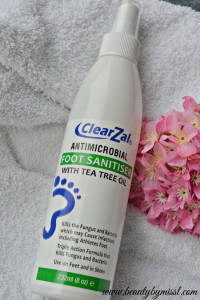 ClearZal Foot Sanitiser