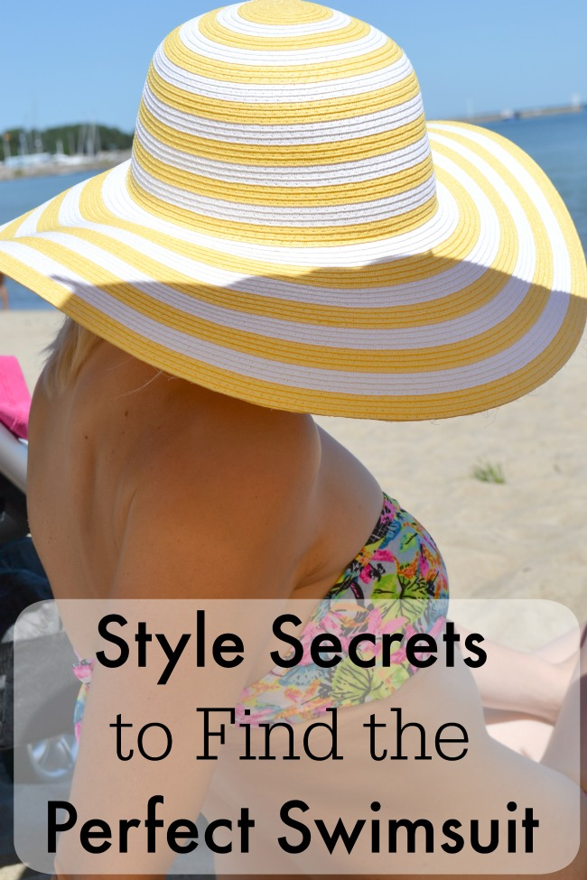 Style Secrets to Find the Perfect Swimsuit