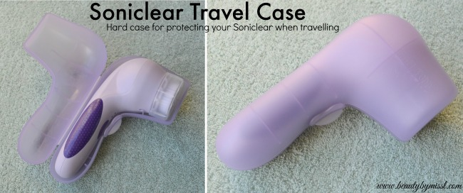Soniclear Travel Case