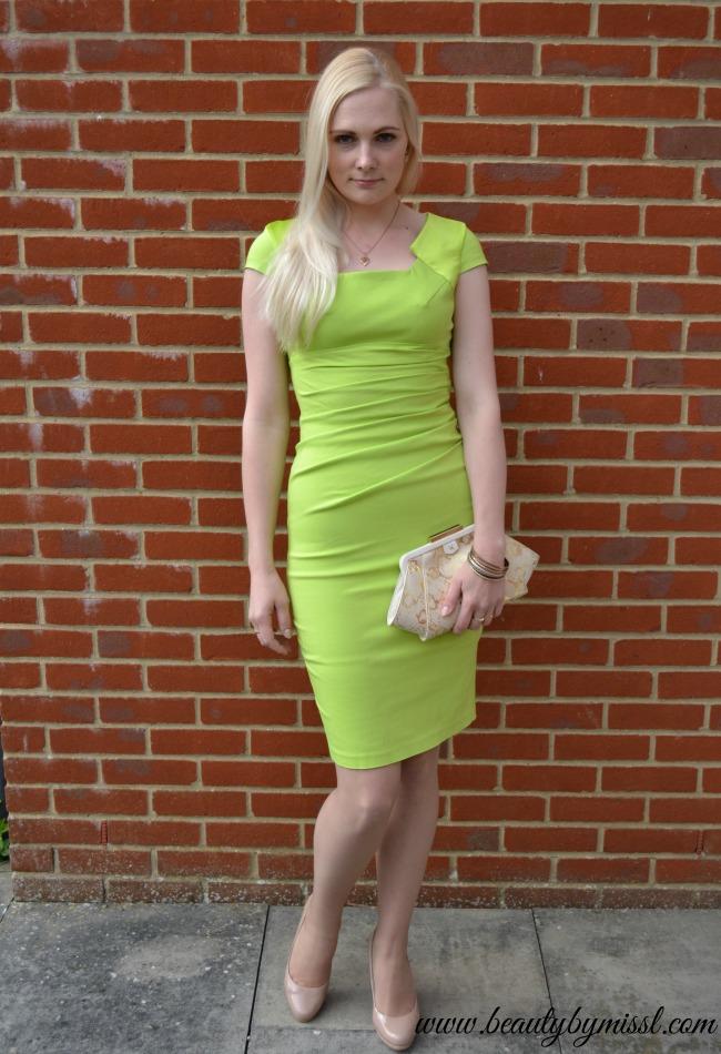 Hybrid Chelsea Bodycon dress