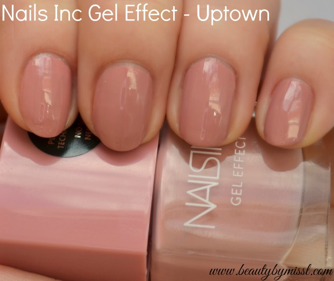 Nails Inc Gel Effect Uptown