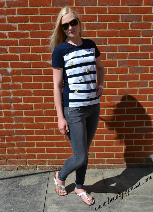 clothes from Repertoire Fashion