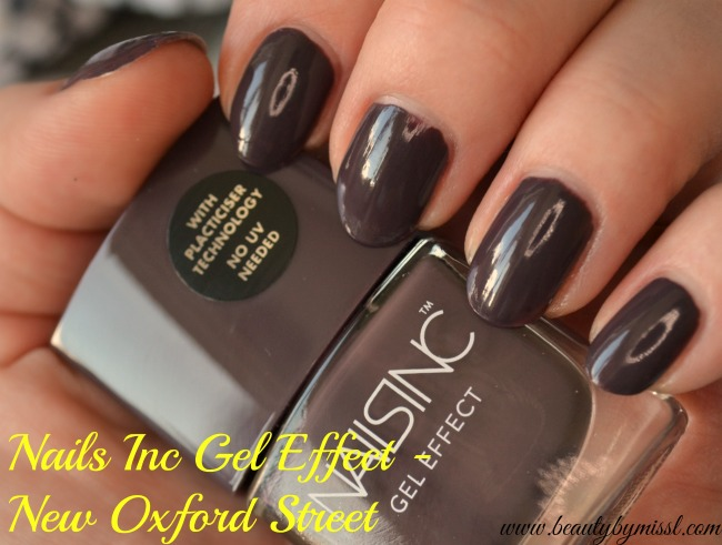 Nails Inc Gel Effect New Oxford Street