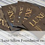 Avon Luxe Silken Foundation