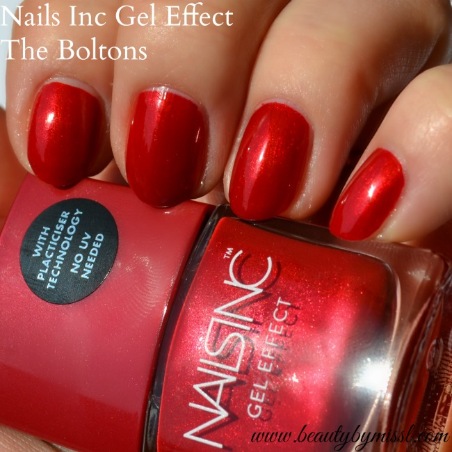 Nails Inc Gel Effect The Boltons