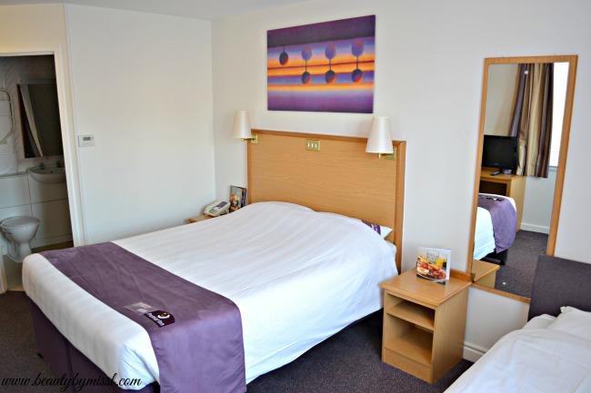 Premier Inn Edinburgh Haymarket