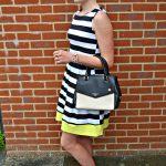 striped dress from Sheinside