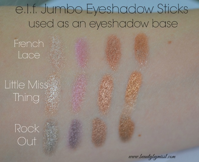 elf Jumbo Eyeshadow Stick eyeshadow base