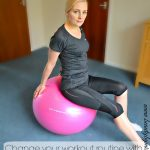 Change your workout routine with DynaPro Direct Exercise Ball