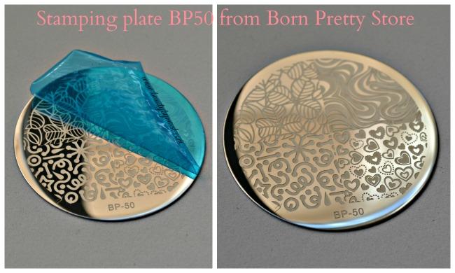 stamping plate BP50