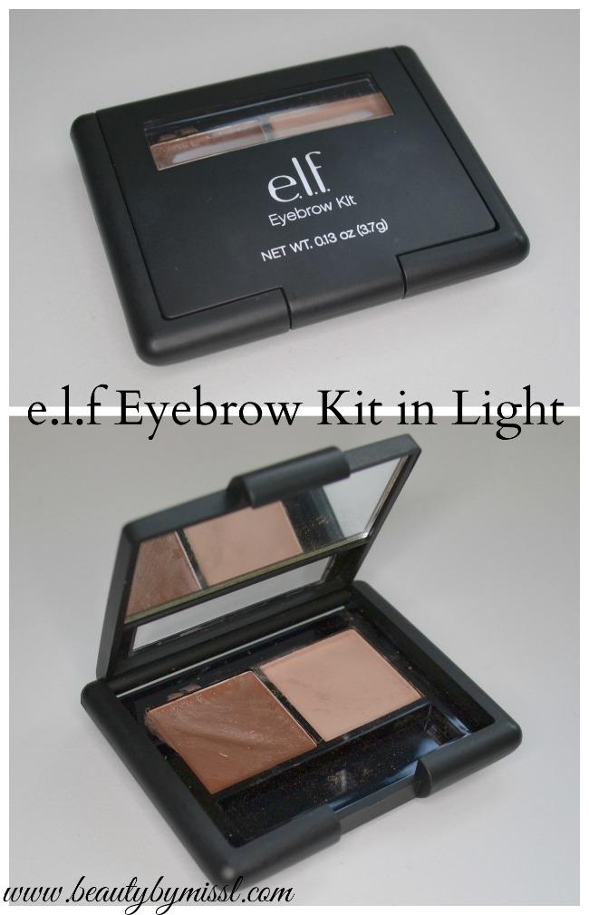 e.l.f Eyebrow Kit in Light