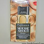 L'oreal Preference Mousse Absolue 900