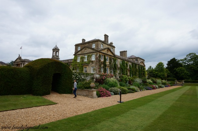 Bowood House in Wiltshire