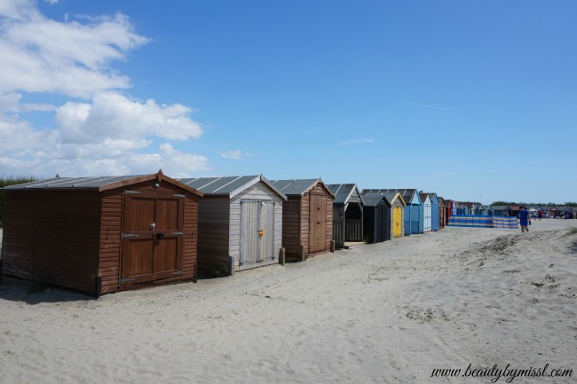 West Wittering Beach in West Sussex, England