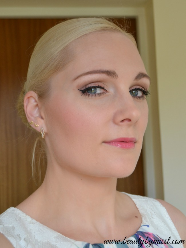 cocktail party makeup