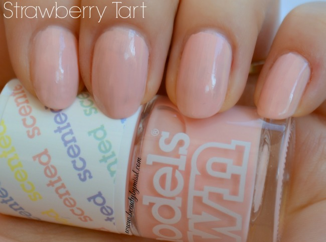 Models Own Fruit Pastels Strawberry Tart