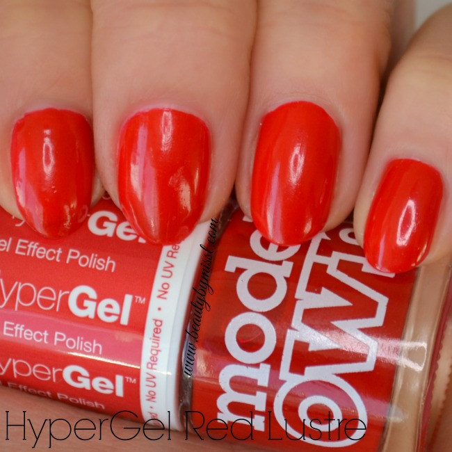 Models Own HyperGel Red Lustre