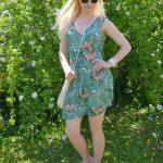 summer dress from AMI Clubwear