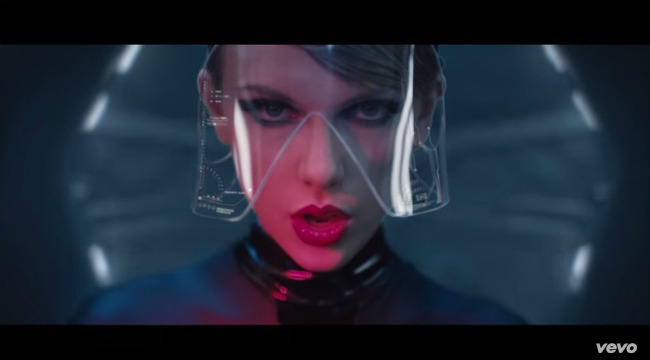 """Get Taylor Swift's """"Bad Blood"""" Look"""