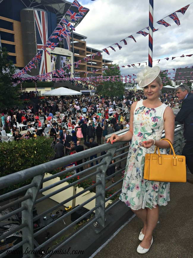 my Royal Ascot outfit