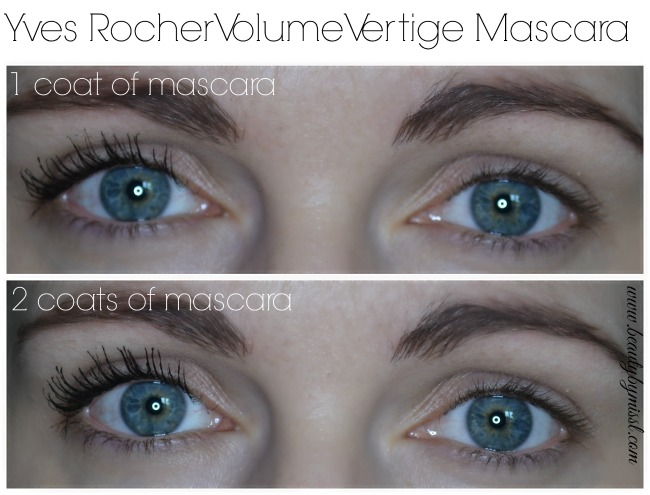 Yves Rocher Volume Vertige Mascara maximum volume