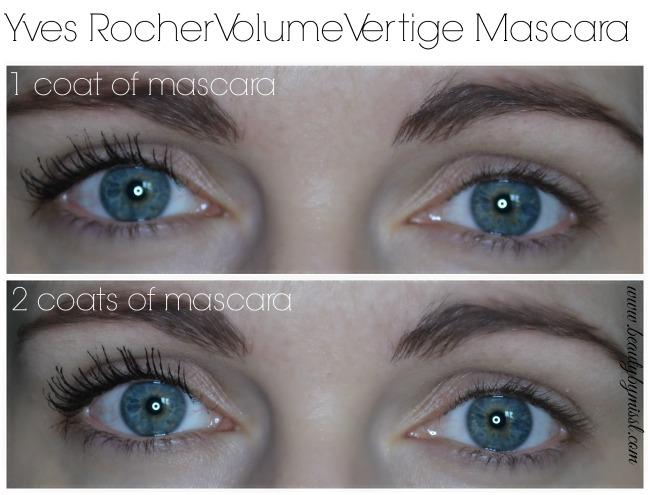 Yves Rocher Volume Vertige Mascara maximum volume