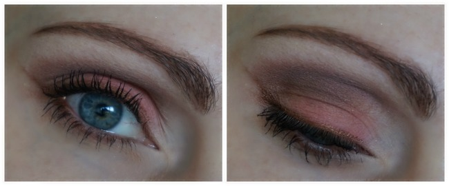 Too Faced Sugar Pop eye makeup
