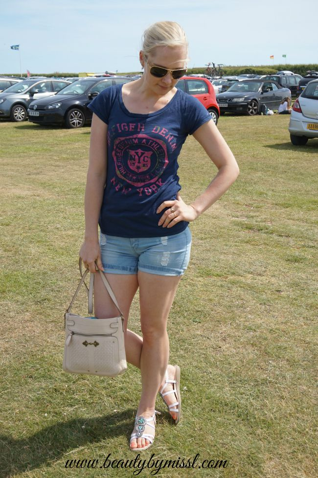 simple casual summer outfit