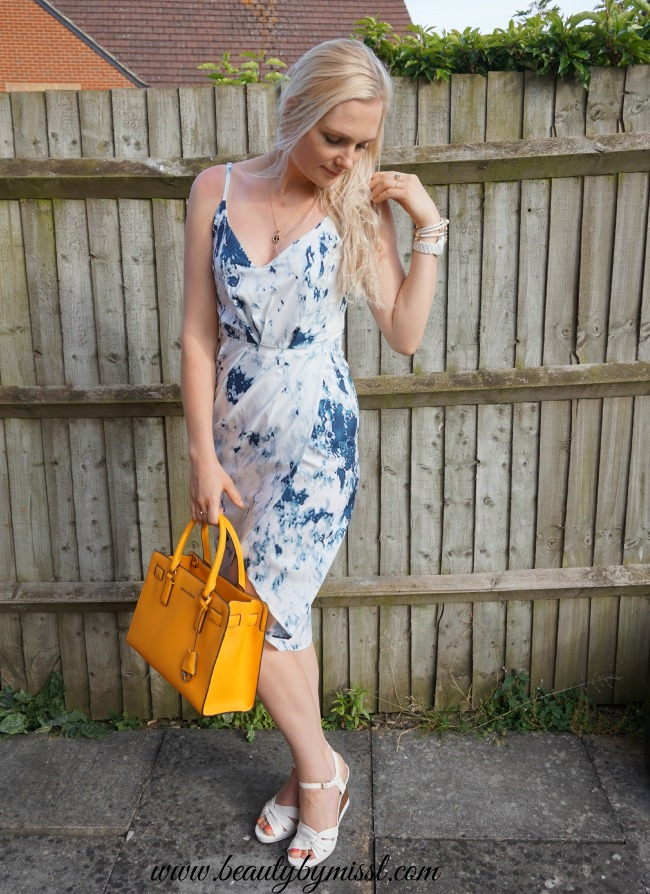 summery dress from SheIn
