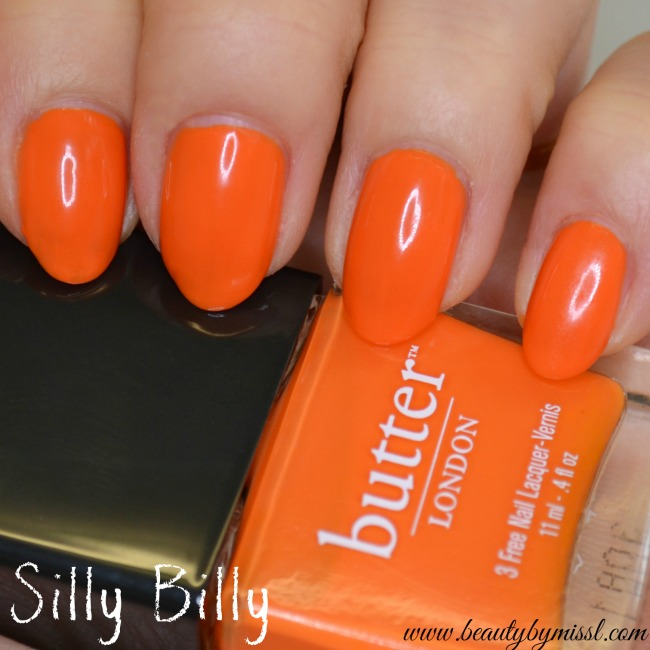 Butter London Silly Billy