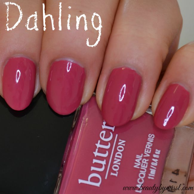 Butter London Dahling - Beauty by Miss L