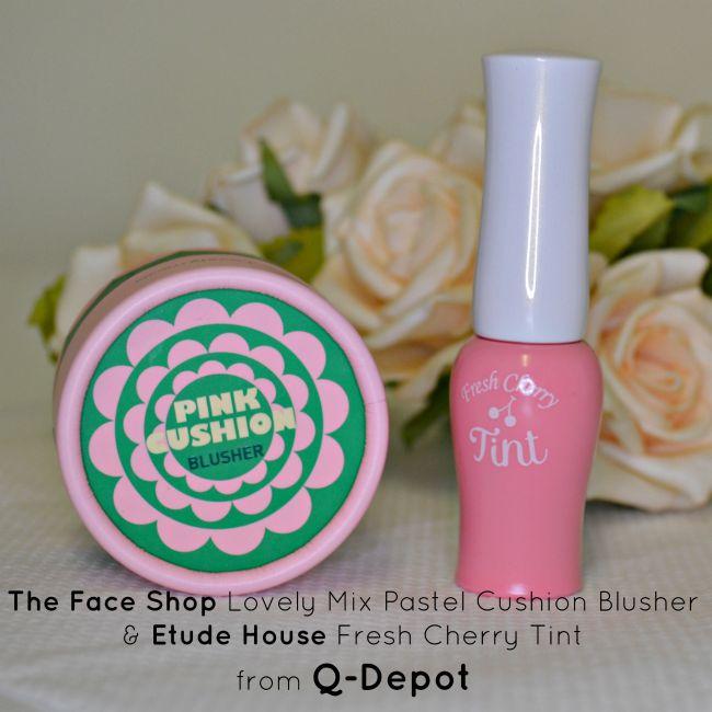 Korean Cosmetics from Q-depot.com