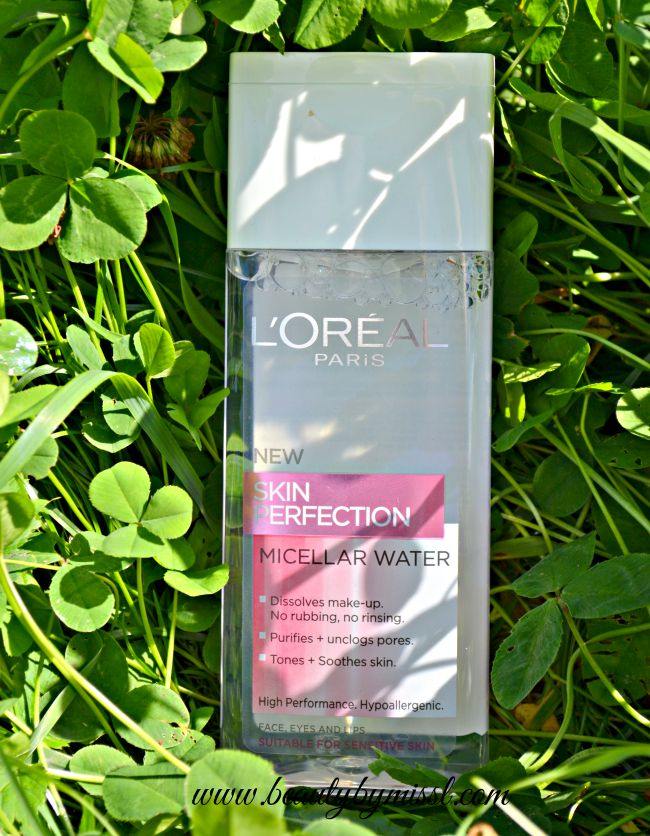 L'Oreal Skin Perfection Micellar Water