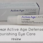 Earth Science Active Age Defense i-Cream Nourishing Eye Care review
