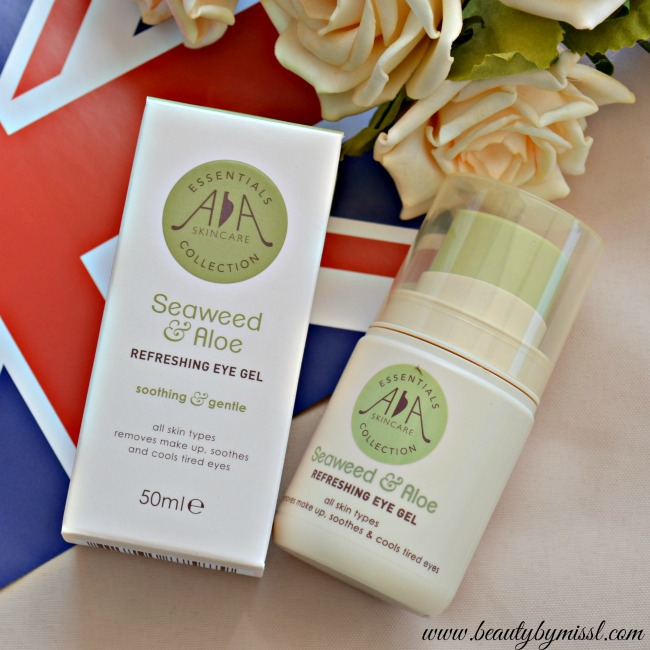 AA Skincare Seaweed & Aloe Refreshing Eye Gel