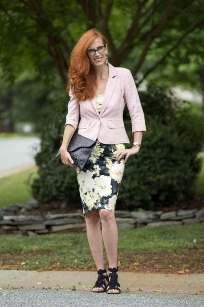 Jess from Elegantly Dressed and Stylish
