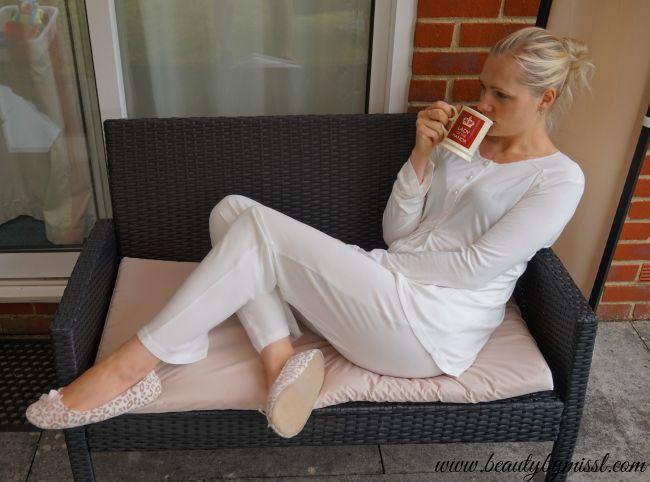 Comfy Blackspade nightwear for chilly autumn/winter nights