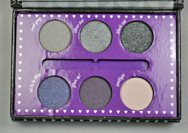 Essence How To Make Smokey Eyes eyeshadow palette swatches and review   www.beautybymissl.com
