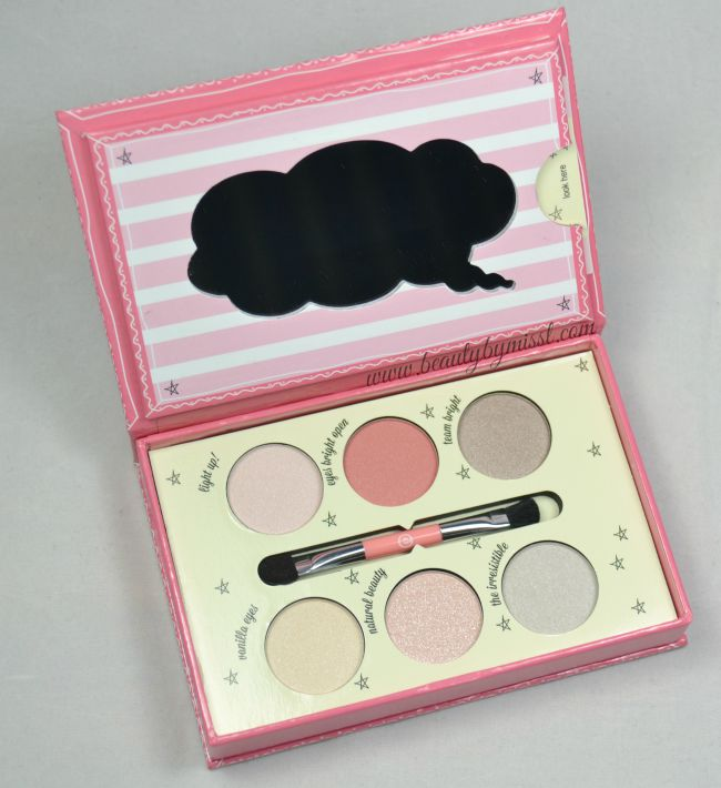 Essence How To Make Bright Eyes MakeUp Box swatches & review | www.beautybymissl.com @beautybymissl
