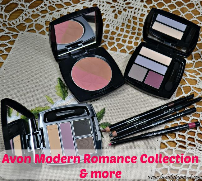 New Avon makeup goodies