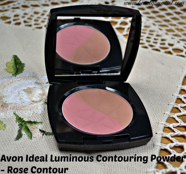 Avon Ideal Luminous Contouring Powder - Rose Contour
