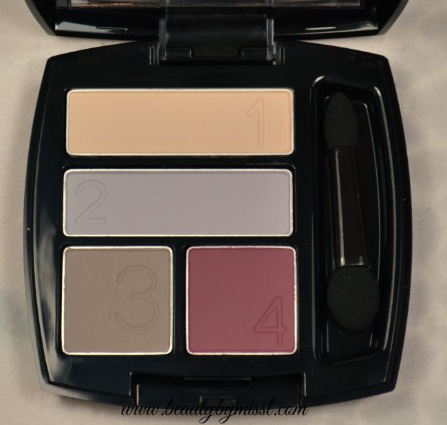 Avon True Colour Eyeshadow Quad - Modern Romance