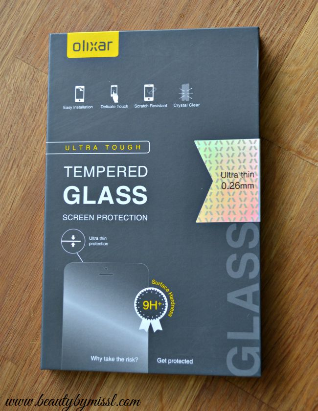 Olixar iPhone 6 Glass Screen Protector