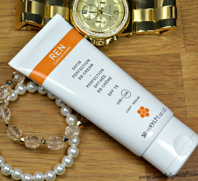 REN Satin Perfection BB Cream Light/Medium