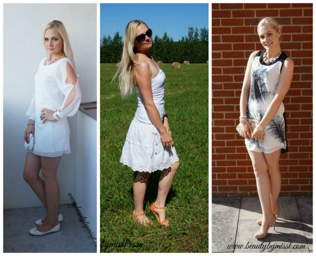 My this summer's favorite outfits | www.beautybymissl.com
