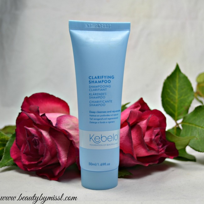 Kebelo Clarifying Shampoo review